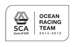 SCA Logo B&W